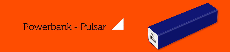 Powerbank - Pulsar