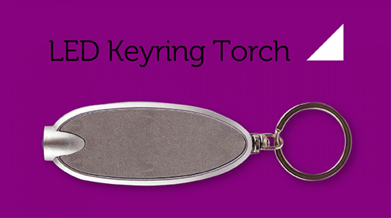 LED Keyring Torch