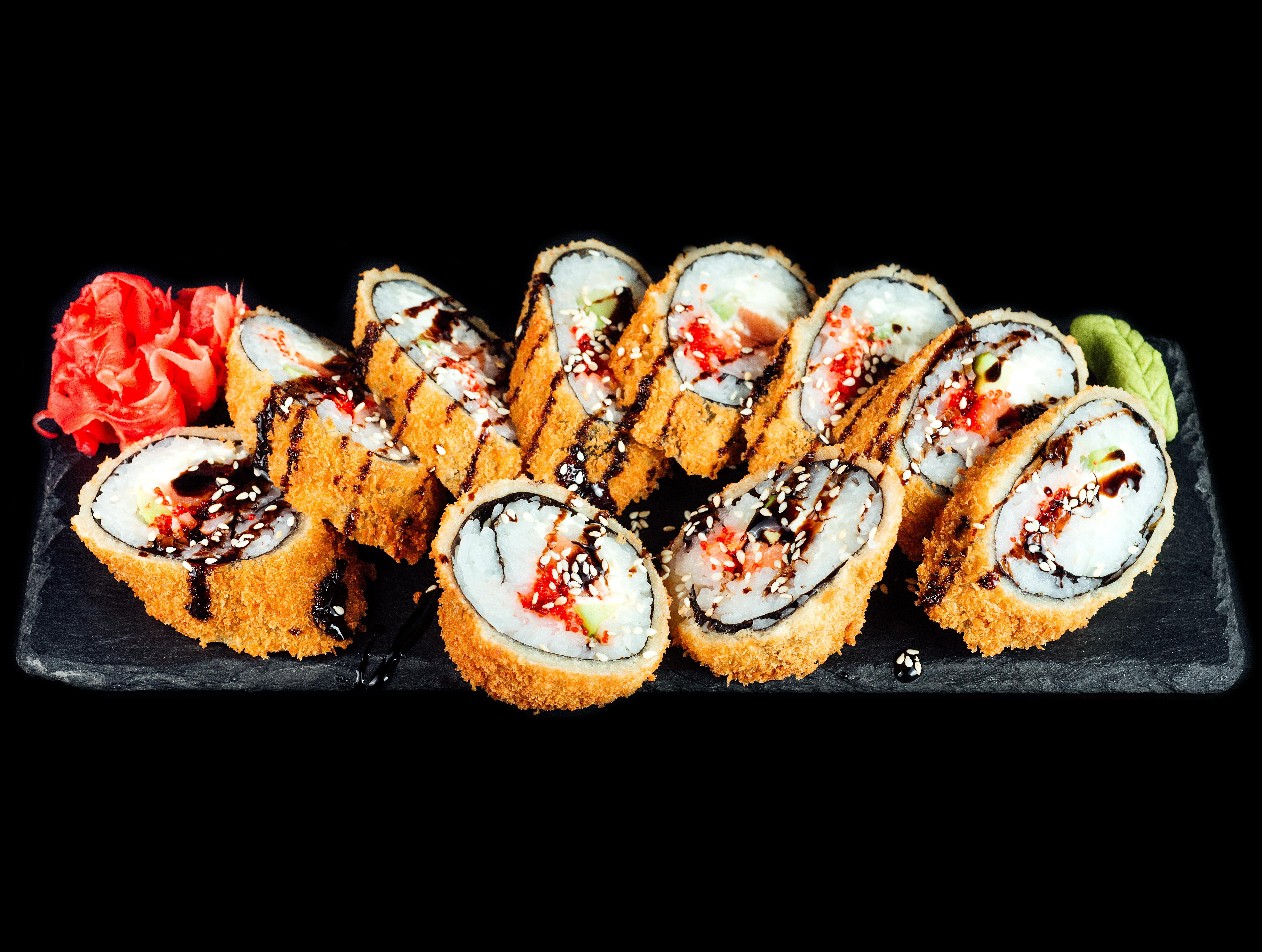 Темпура рецепт с фото пошаговый Едим Дома кулинарные 30