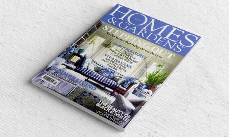 Homes & Gardens – July 2013