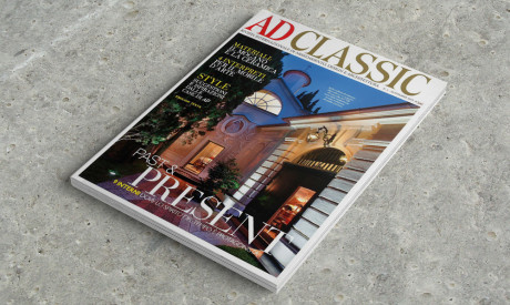 Architectural Digest Classic – November 2013