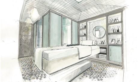 Yacht Interior Concept Design
