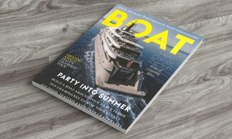 BOAT INTERNATIONAL- JULY 2017
