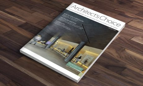 ARCHITECT'S CHOICE – JULY 2017