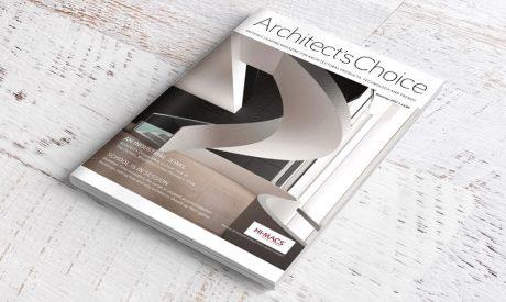 ARCHITECT'S CHOICE- NOVEMBER 2017