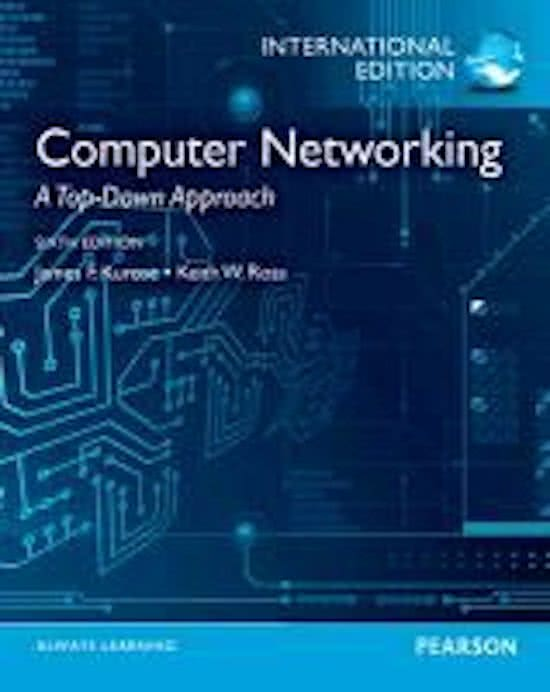 Computer Networking A Top Down Approach 6Th Edition Solutions Pdf