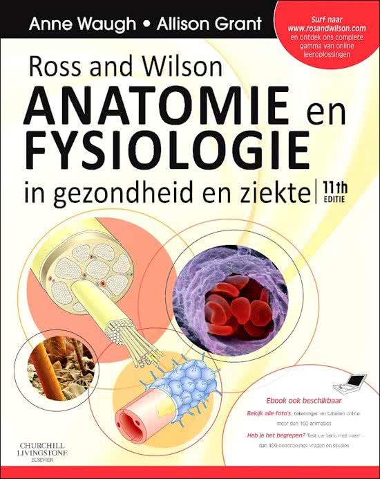 Anatomy ross and wilson