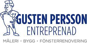 Gusten Persson Entreprenad (Måleri, Bygg, Fönsterrenovering)