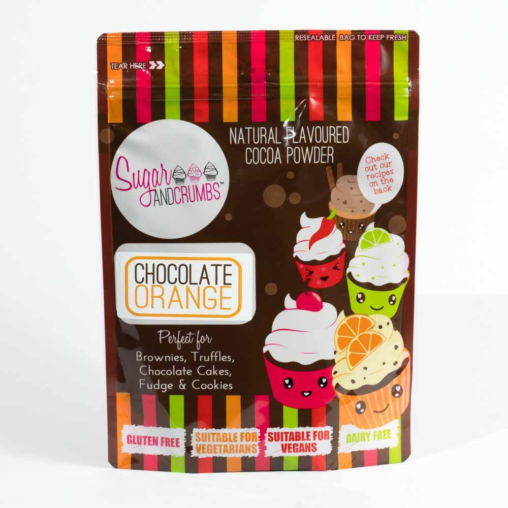 250g Chocolate Orange Cocoa Powder Gluten Free Cocoa Powder ...