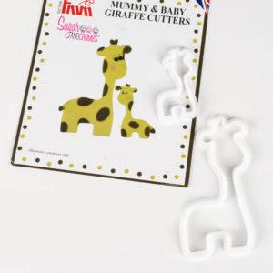 FMM-–-Cutters-–-Giraffe-Mummy-Baby-Set-of-21