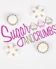 Sugar Pipings – Brooches – Pack of 12.2