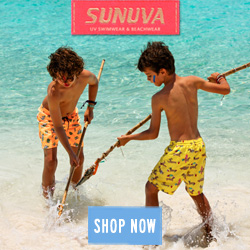 Sunuva Boys UV Swimwear & Beachwear