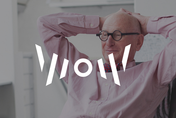 Wally Olins tribute 'Wall of Wally'