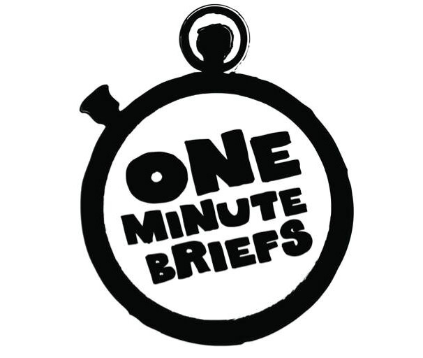 One Minute Briefs logo