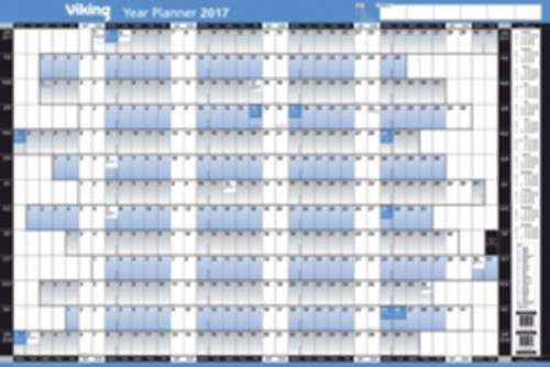 Calendar Planner Board : Home office board backed wall planner calendar year