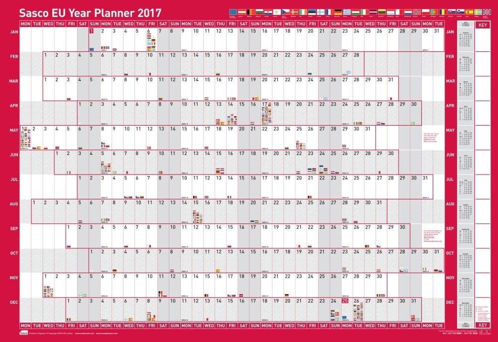 academic calendar template 2018 18