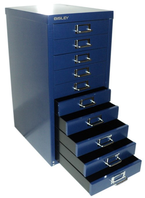 Bisley-10-15-Drawer-Multidrawer-A4-Filing-Storage-  sc 1 st  eBay & Bisley 10 / 15 Drawer Multidrawer A4 Filing / Storage Cabinet Unit ...