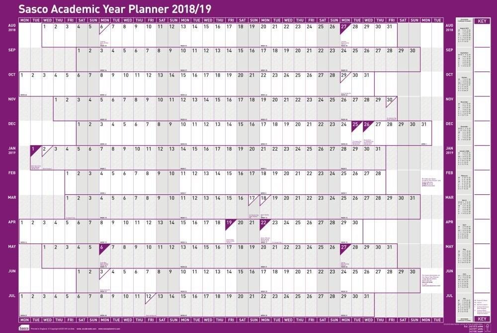 Calendar Planner Board : Sasco board wall mount year planner academic staff