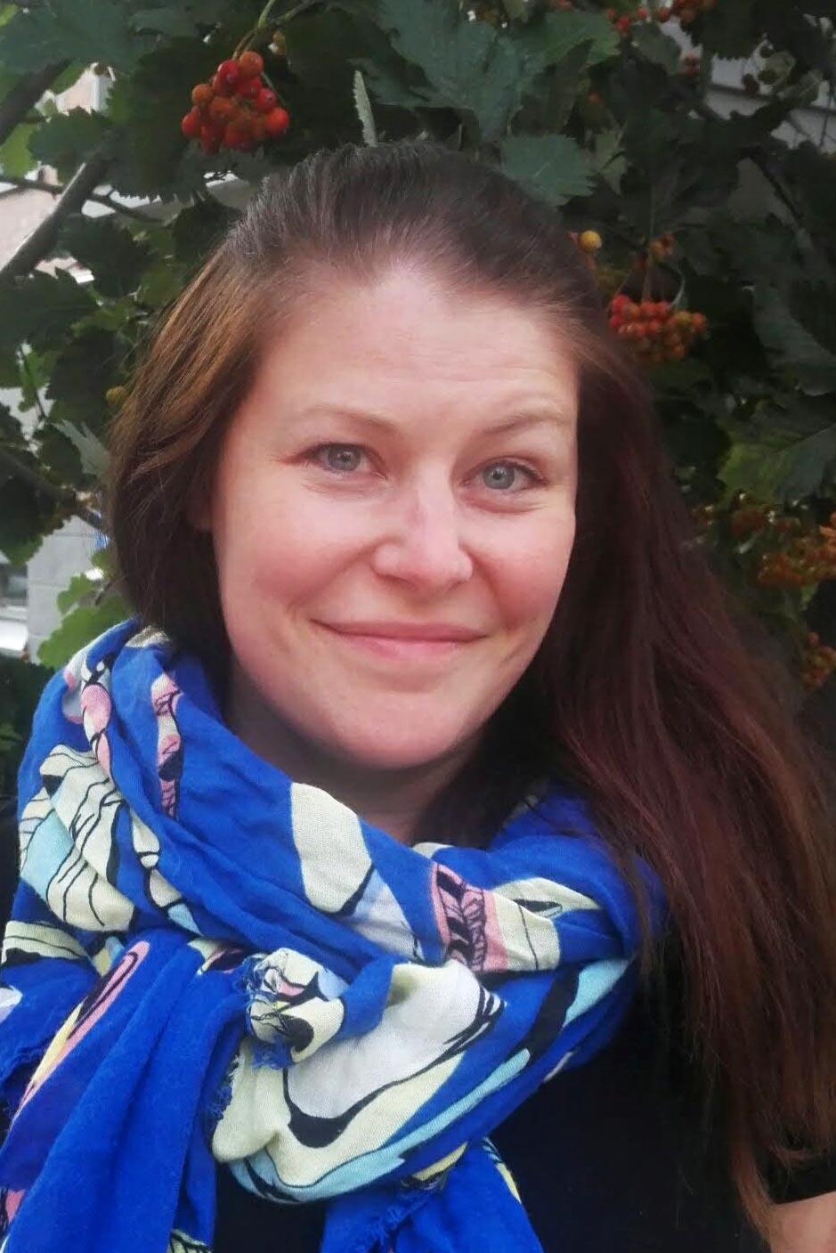 Työelämäkoordinaattori Mari Bergman