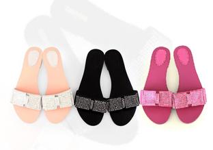 Guiseppe Zanotti, MK n More Designer Flat Slippers
