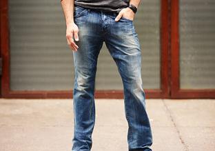 Men + Ladies Jeans