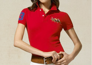 Tommy, Lacoste & Ralph Polos
