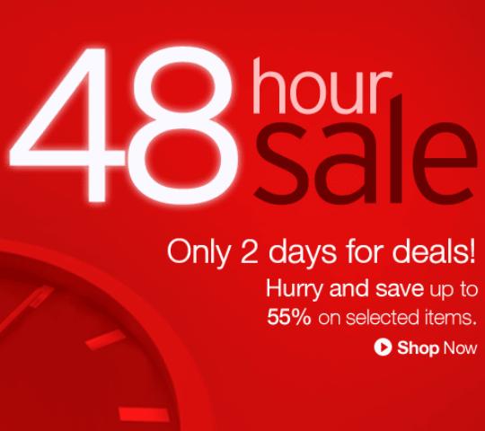 48 hours Sale