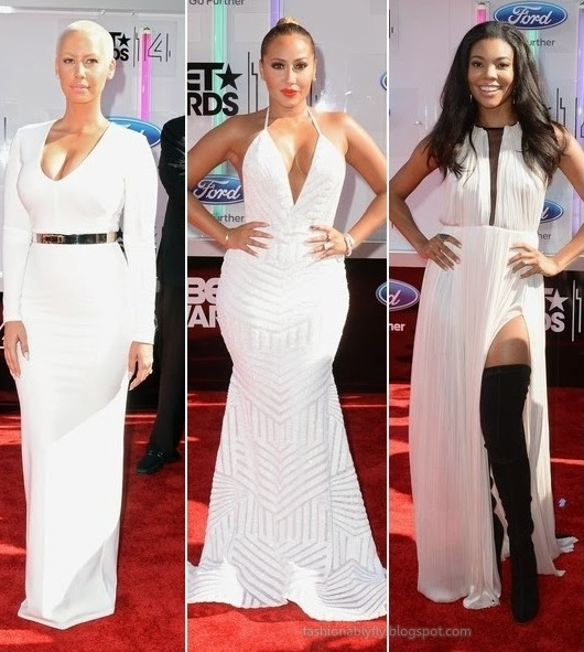 White Is The New Fab!!!!