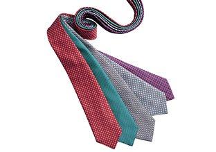 Designer Slim Ties
