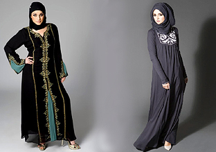 Ladies Fashionable Abayas
