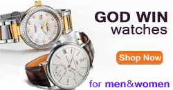 God Win Watches