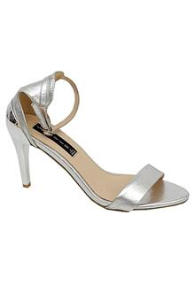 Steven Silver Leather Ladies Heel Shoe