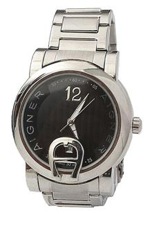 Aigner Silver Steel Men's Watch