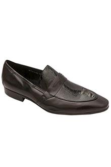 Texas Brown Leather Mens Formal Shoe