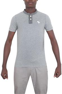 Abercrombie Grey Men's Polo