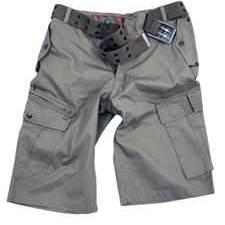 Premium Khaki Combat Shorts