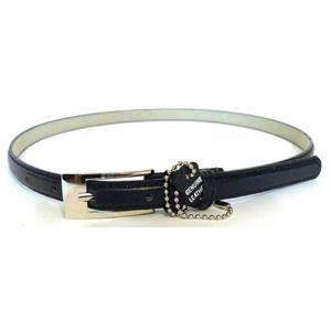 Slim Leather Belts