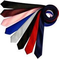 Stylish Slim Ties For Men