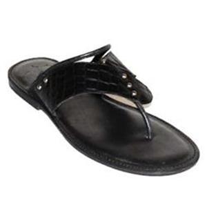 Seaman Italian Leather Slippers