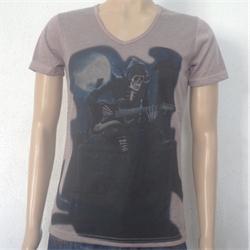 Just Reform Dark Brown/Black Men's T-Shirt Wt Graphic Design
