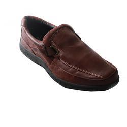Airflex Dark  Brown Casual Men's Leather Shoe