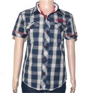 Boy's Short Sleeve Shirts