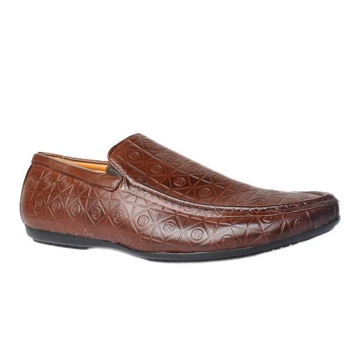 Cochise Brown Wt Design Leather Casual Shoe