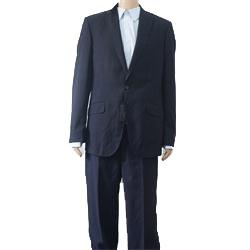 Mazzaro Navy Men's Trouser Suit