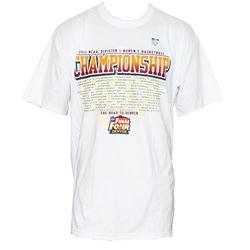 Gear White Cotton USA State Print Men's T-Shirt