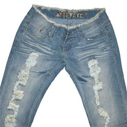 Atrevete Light Blue Crazy Ladies Jeans