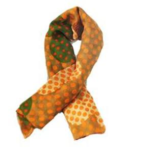 Multi-Coloured Scarves