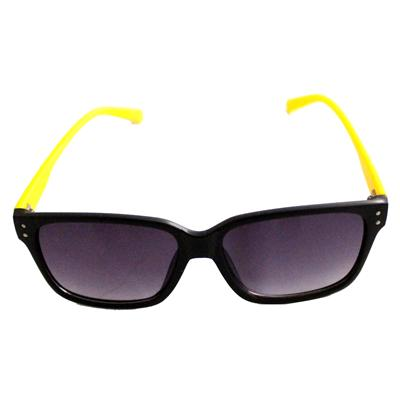 Ron-Bey Black/Yellow Men's Sunglass