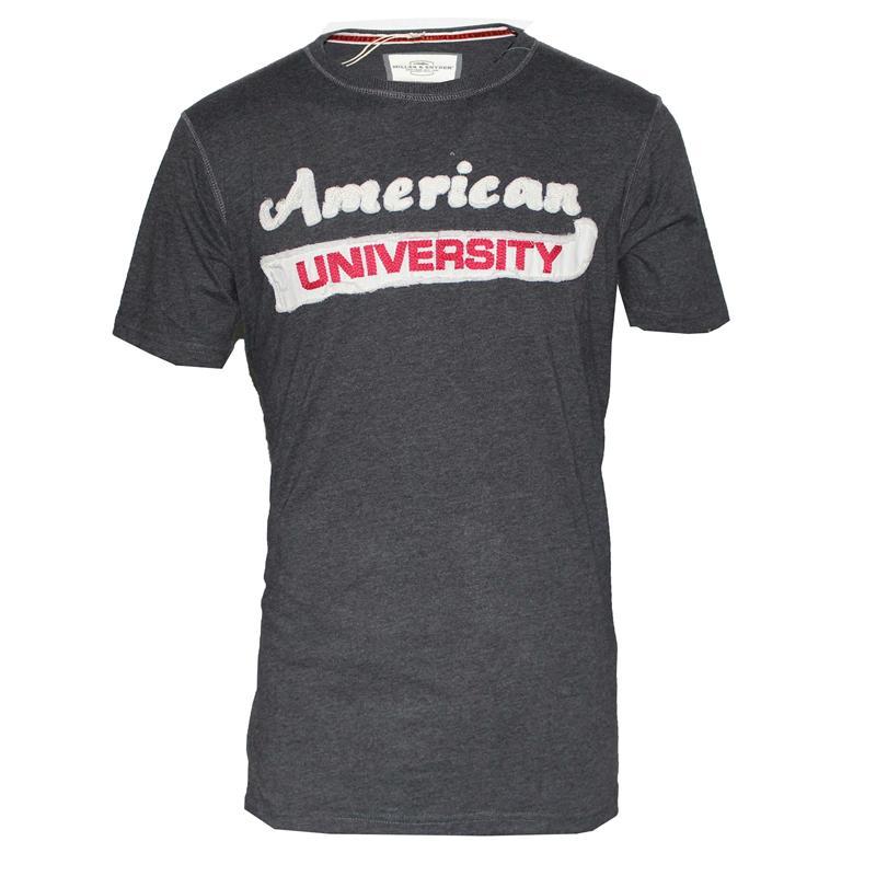 Miller & Snyder Dark Grey Men'S T-Shirt