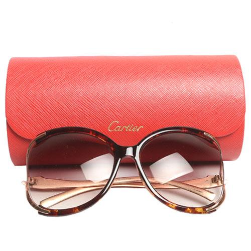 Cartier-browngold-ladies